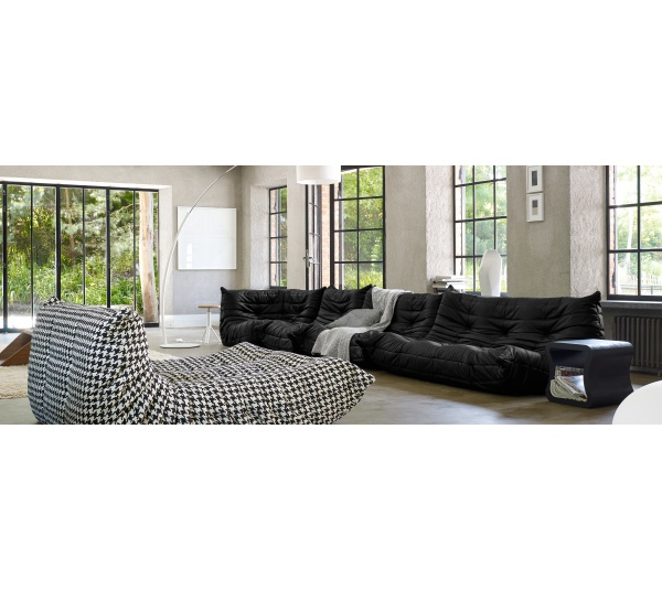 ligne roset contemporary high end furniture. Black Bedroom Furniture Sets. Home Design Ideas