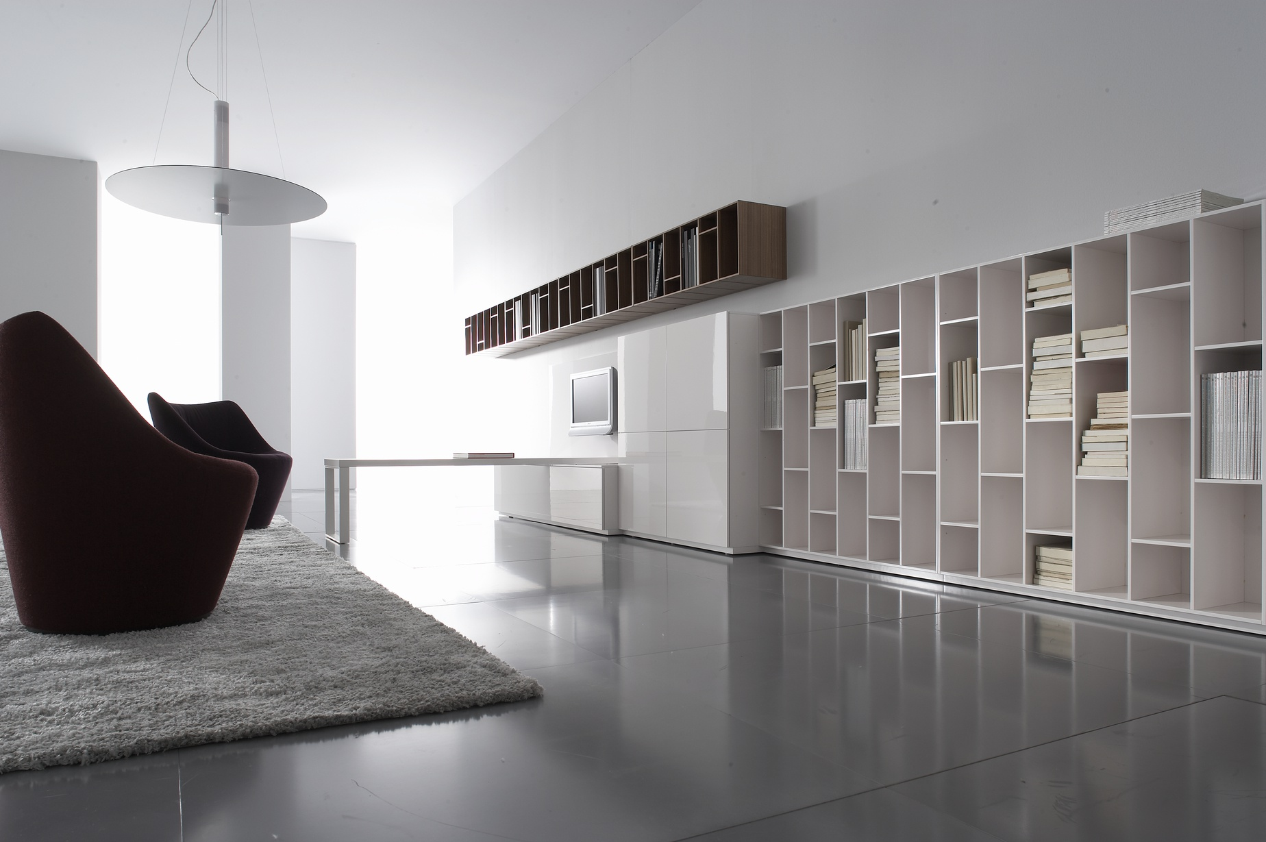 book look media storage designer pagnon pelha tre. Black Bedroom Furniture Sets. Home Design Ideas