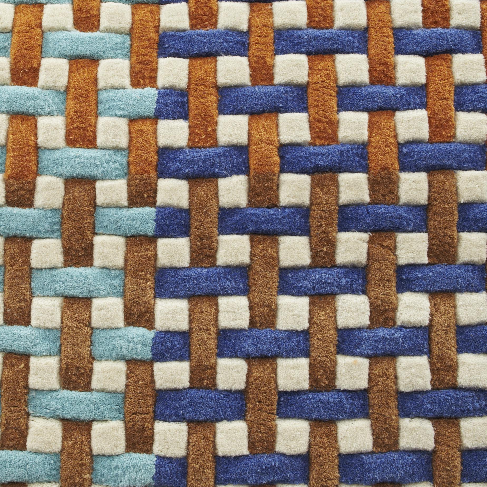 entrelacs tapis designer m a stiker metral ligne roset. Black Bedroom Furniture Sets. Home Design Ideas