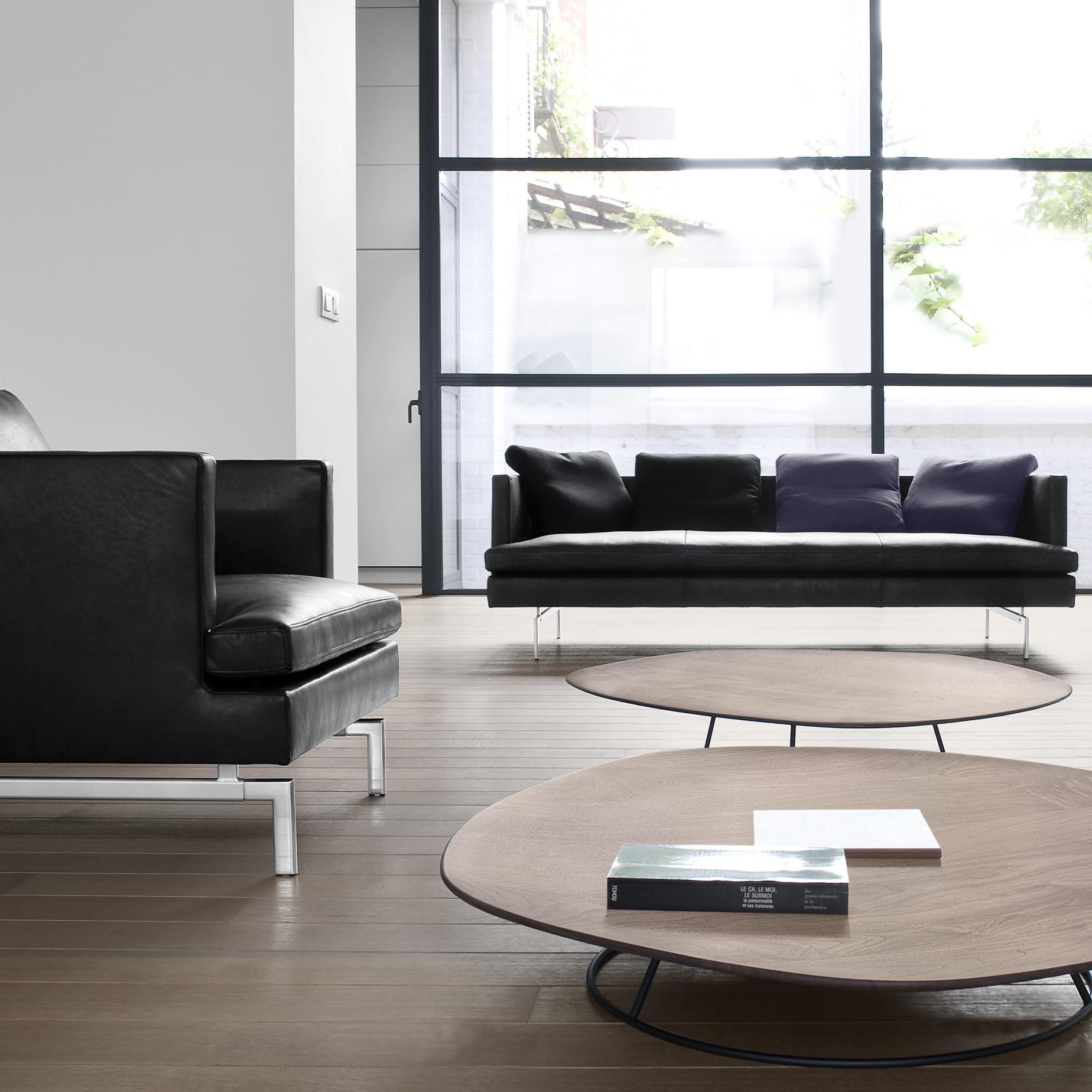 pebble occasional tables designer nathan yong ligne roset. Black Bedroom Furniture Sets. Home Design Ideas