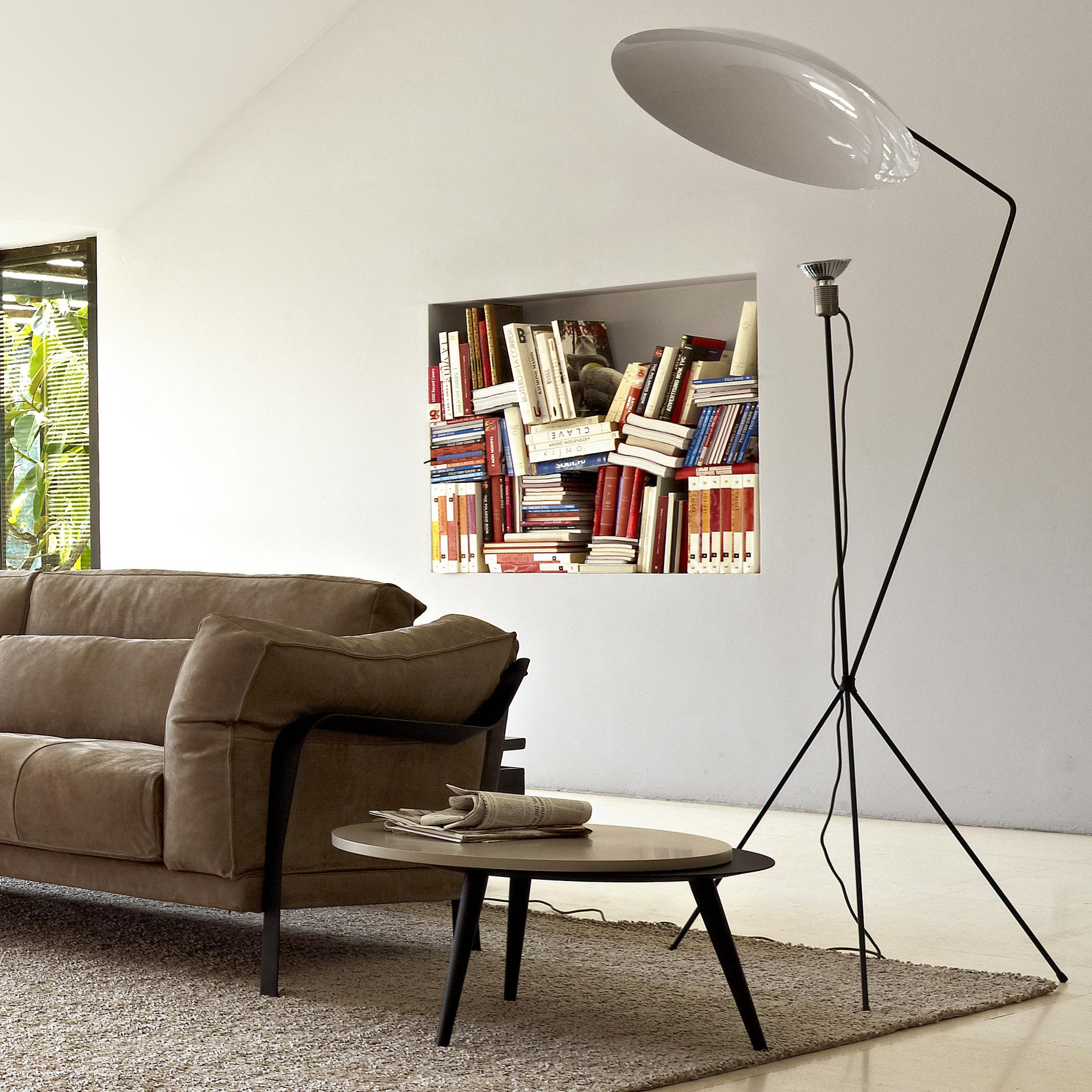 solveig floor lamps designer avril de pastre ligne roset. Black Bedroom Furniture Sets. Home Design Ideas