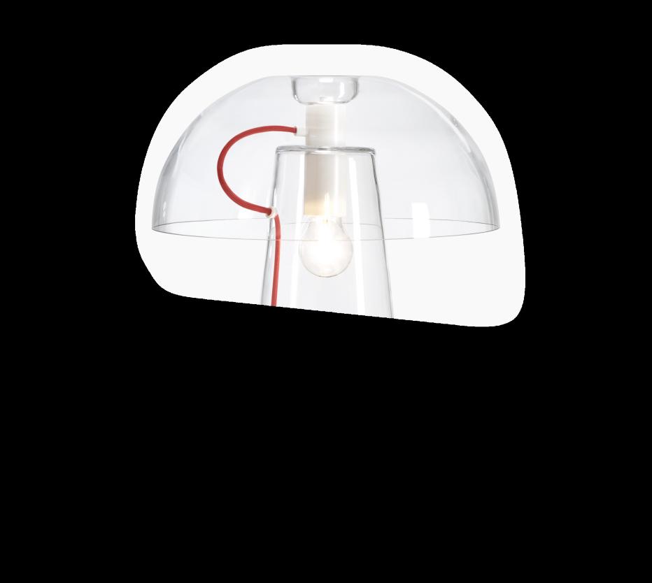 Ligne Roset Lampada Chantal : Chantal lampes à poser designer stephen burks ligne roset