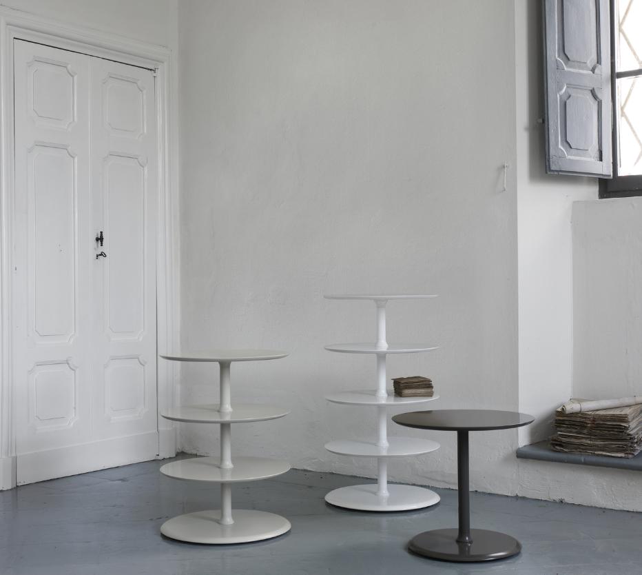elysee occasional tables designer pierre paulin ligne roset. Black Bedroom Furniture Sets. Home Design Ideas