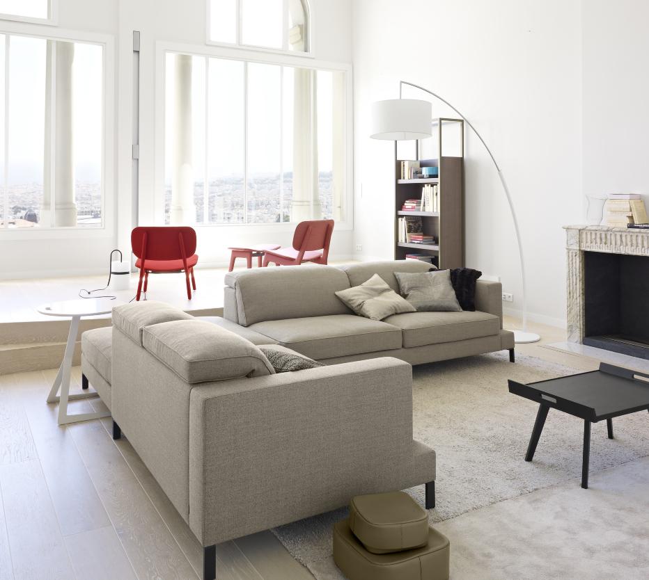 dimensions floor lighting designer thibault desombre ligne roset. Black Bedroom Furniture Sets. Home Design Ideas