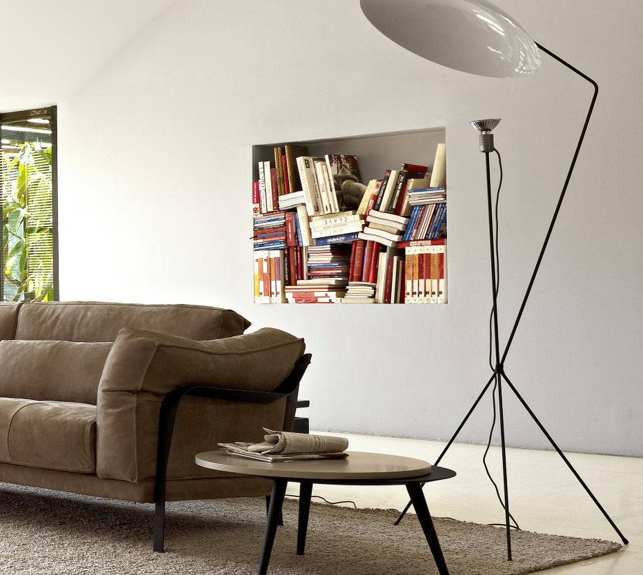 Solveig Floor Lamps Designer Avril De Pastre Ligne Roset