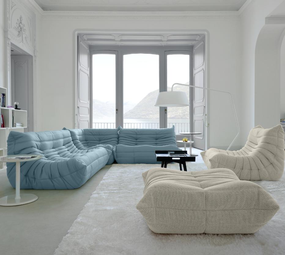 togo canap s designer michel ducaroy ligne roset. Black Bedroom Furniture Sets. Home Design Ideas