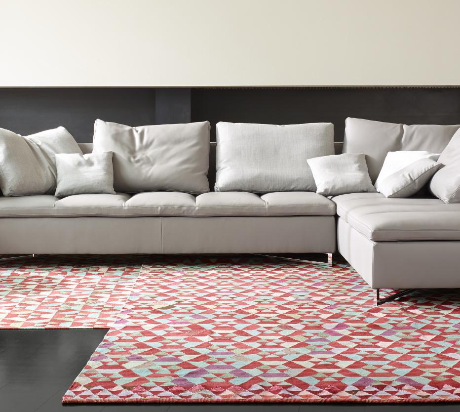 hex hex tapis designer bertjan pot ligne roset. Black Bedroom Furniture Sets. Home Design Ideas