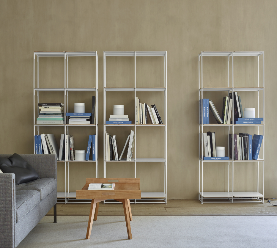 La bibliotheque fil biblioth ques designer pierre paulin ligne roset - Ligne roset bibliotheque ...