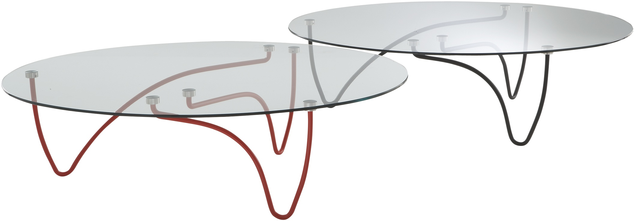 Table Basse Fer Maison Du Monde ~ Rythme, Tables Basses Designer  Angie Anakis  Ligne Roset