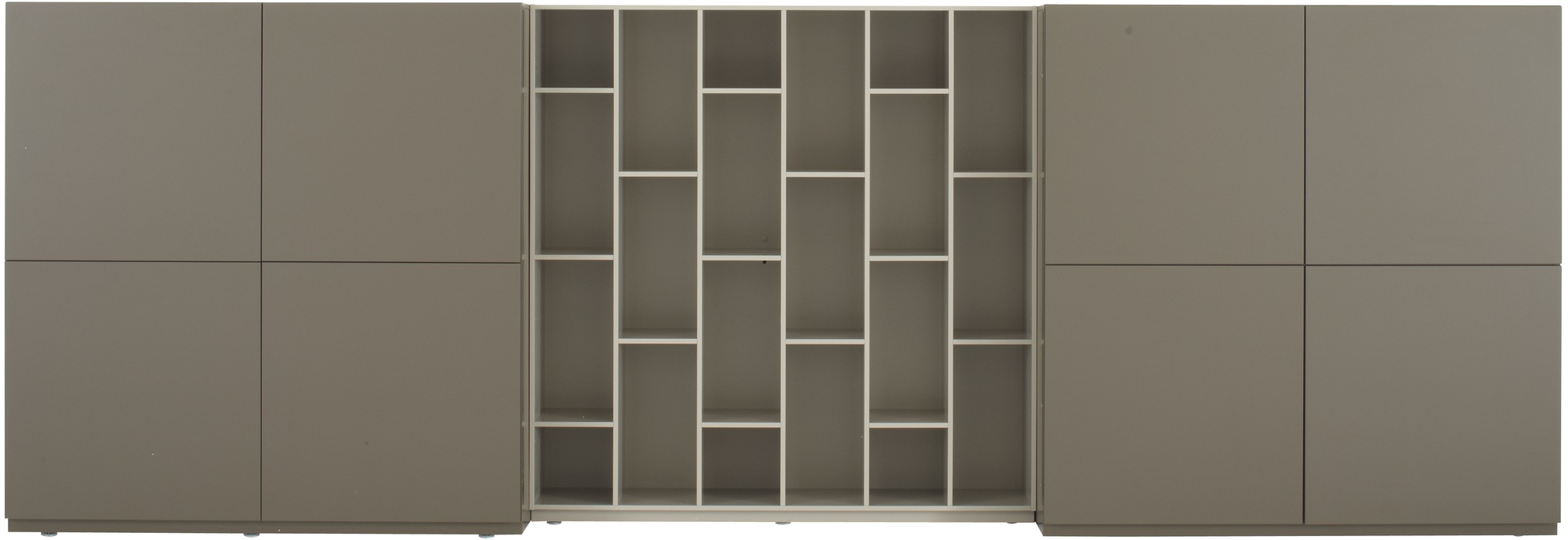 book look meubles muraux designer pagnon pelha tre ligne roset. Black Bedroom Furniture Sets. Home Design Ideas