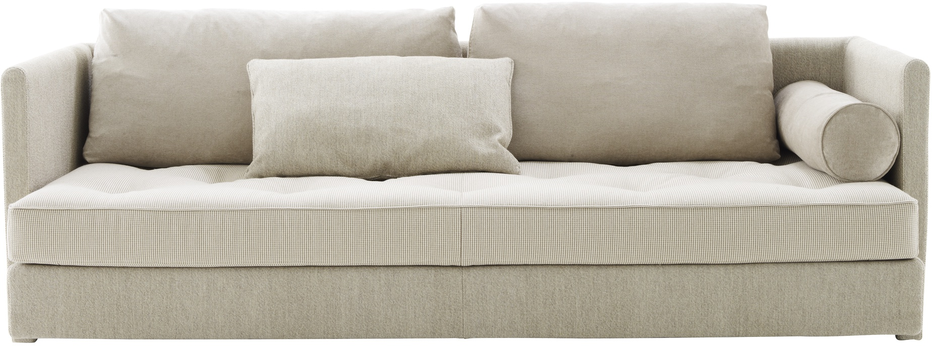 Nomade 2 sofas designer didier gomez ligne roset - Ligne roset nomade sofa ...