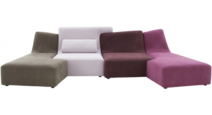 Ligne roset confluences dimensions crafts for Ligne roset canape