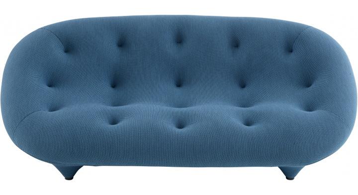 Ploum sofas designer r e bouroullec ligne roset - Fauteuil cinna ottoman ...