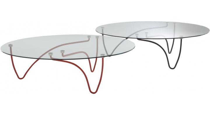 Rythme tables basses designer angie anakis ligne roset - Table basse ligne roset ...