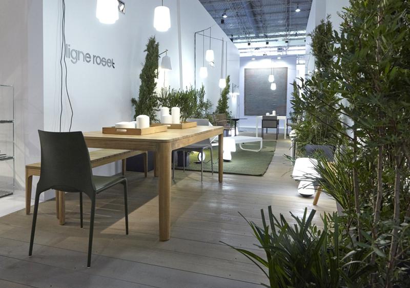 Ligne roset ameublement haut de gamme contemporain for Boutique dans un jardin en ligne
