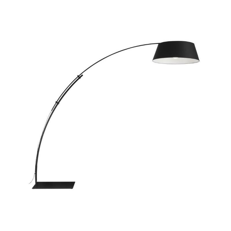 FLOOR STANDARD LAMP BLACK  Ligne Roset