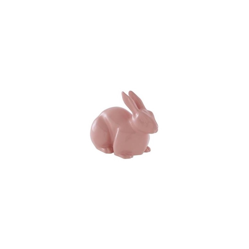 MINI PAN PAN DECORATIVE RABBIT PALE PINK Ligne Roset