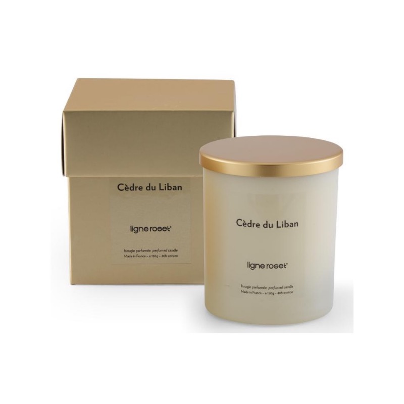 SET OF 6 CANDLES LEBANESE CEDAR FRAGRANCE  Ligne Roset